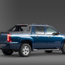 Chevrolet Avalanche LT1 2WD
