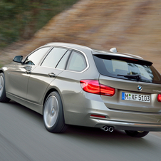 BMW 320i xDrive Touring