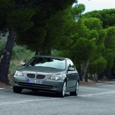 BMW 525d xDrive Executive (E60)