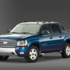 Chevrolet Avalanche LT1 4WD