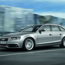 Audi A4 Avant 1.8 TFSI Attraction
