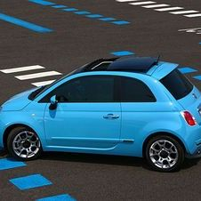 Fiat 500 1.4 Multiair Lounge (US)