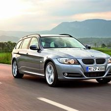 BMW 320d Touring Edition Exclusive Automatic