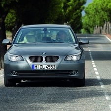 BMW 530d xDrive Executive (E60)