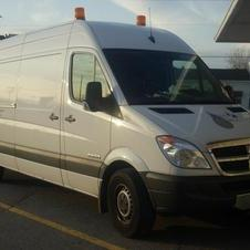Dodge Sprinter 2500 144-in. WB