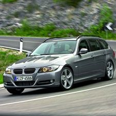 BMW 320d Touring Edition Exclusive xDrive