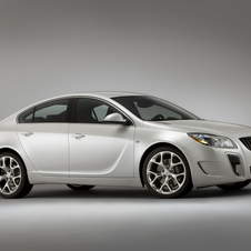 Buick Regal GS Show Car