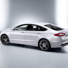 Ford Mondeo 2.0TDCi Titanium Business