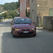 Fiat Marea Weekend 1.8 ELX 16v