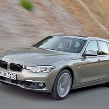BMW 340i xDrive Touring