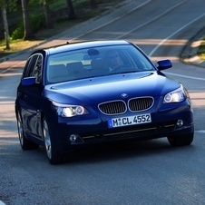 BMW 530i Touring Auto Executive (E61)