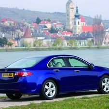 Honda Accord 2.2 i-DTEC Executive Top AT Limited Edition