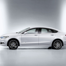 Ford Mondeo 1.6 ECOnetic