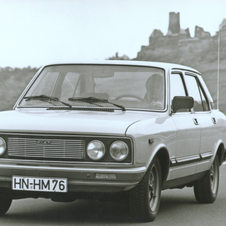 Fiat 132 2000 Automatic