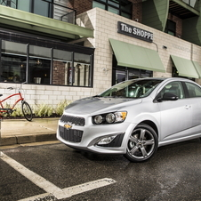 Chevrolet Sonic 1.4 RS