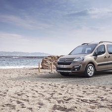 Citroën Berlingo Multispace 1.6 BlueHDi S&S XTR