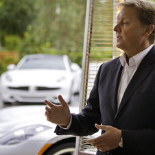 Fisker founded the company and has decided it is time to walk away