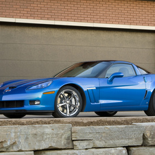 Chevrolet Corvette GS Coupe LT2