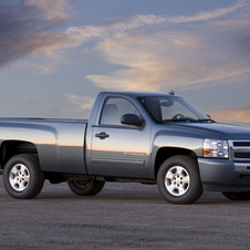 Chevrolet Silverado 1500 Regular Cab 2WD LT1 Long Box