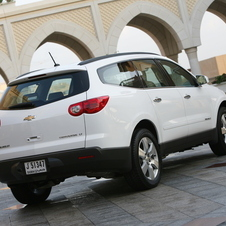 Chevrolet Traverse LT2 FWD