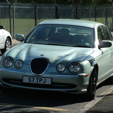 Jaguar S-Type 3.0 V6 Automatic
