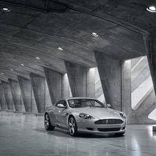 Aston Martin DB9 Automatic