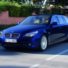 BMW 525d Touring Executive (E61)