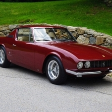 Ferrari 330 GT by Michelotti