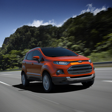Ford EcoSport Compact SUV Unveiled in India