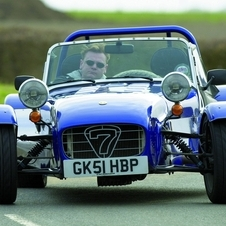 Caterham 7 1.8 SV Superlight