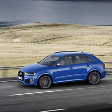 Audi reveals surprisingly that the fuel consumption and CO2 emissions remain unchanged