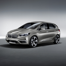 The Concept Active Tourer pointed the way towards BMW future front-wheel drive cars