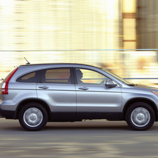 Honda CR-V EX-L 4WD 5-Spd AT
