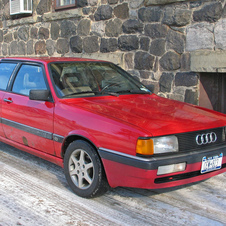 Audi Coupé GT Automatic