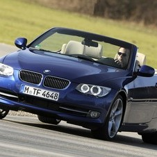 BMW 320d Cabriolet M Sport Edition