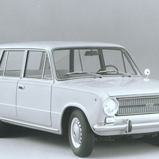 Fiat 124 Station Wagon