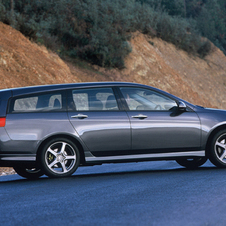 Honda Accord Tourer 2.2 i-CTDi