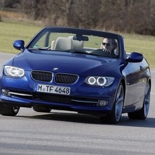 BMW 320d Cabriolet M Sport Edition AT