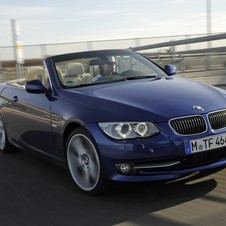 BMW 320i Cabriolet Edition Exclusive