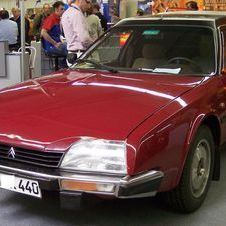 Citroën CX 20 Break