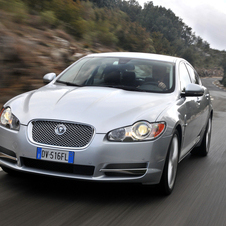 Jaguar XF 3.0D V6 Premium Luxury