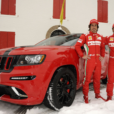Fernando Alonso and Felipe Massa Selected as Brand Ambassadors for Jeep in Europe