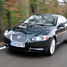 Jaguar XF 3.0D V6 S Premium Luxury