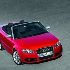 Audi S4 Cabriolet with Tiptronic