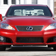 Lexus IS-F + PCS