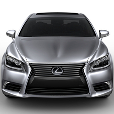Lexus LS 600hL Superlative
