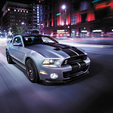 The Mustang today still tries to offer consumers a combination of power and affordability