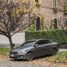 Fiat Tipo 1.3 Multijet 16v Opening Edition