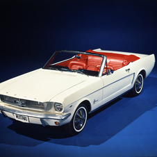 The Mustang was marketed as an automotive revolution in the US