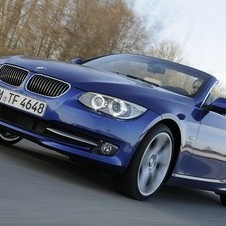 BMW 325d Cabriolet Edition Exclusive AT